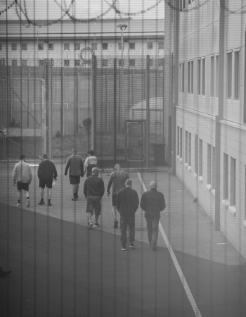 Starting work in a prison resettlement team