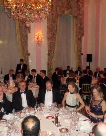 Fundraising Event at the Ritz